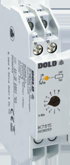 Fleeting action relays / Pulse extender / Star-Delta timer