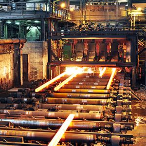 Steel and metal industry
