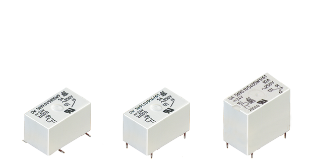 Miniature relays