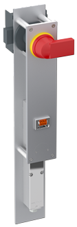 Load isolator with interlock