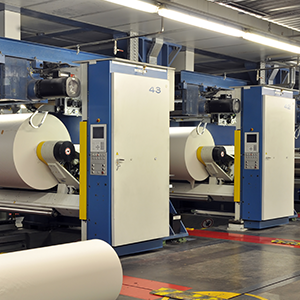 Printing and paper industry
